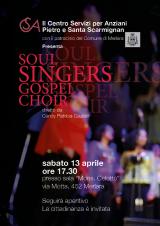 Concerto del coro gospel